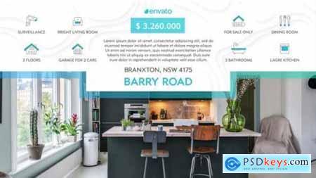 Videohive Real Estate Stylish Promo 24508253