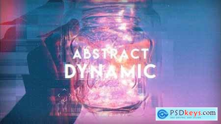 Videohive Abstract Dynamic Slide 20541221