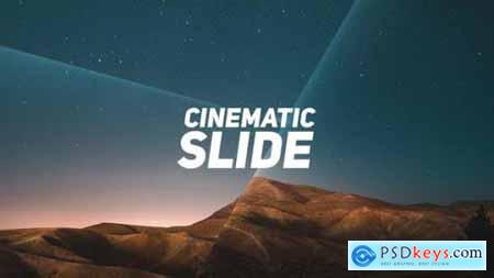 Videohive Abstract Cinematic Slideshow 22127795