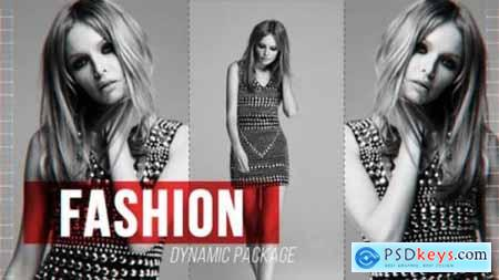 Videohive Dynamic Fashion Package 21936807