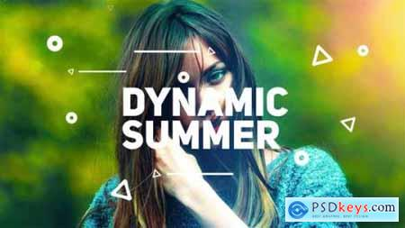 Videohive Dynamic Summer Slideshow 21999839