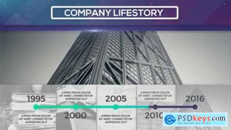 Videohive Evolution & Quality Corporate Slideshow 17704588