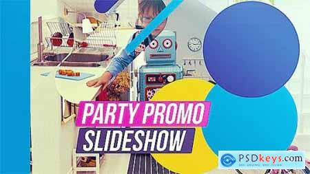 Videohive Party Promo Slideshow 18336064
