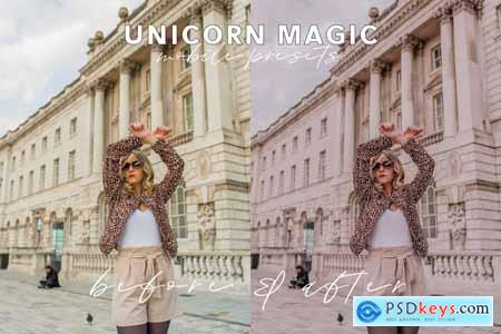 Unicorn Magic Mobile Presets 4079404