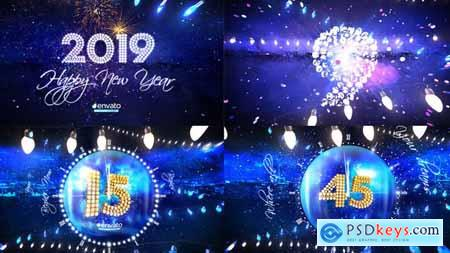 Videohive New Year Eve Party Countdown 2019 9777169