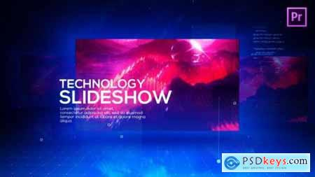 Videohive Digital Technology Opener for Premiere Pro 24855484