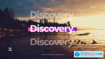 Videohive Stomp Typography Opener Montage Reel Travel Commercial Dynamic Slideshow Event Promo 24786576