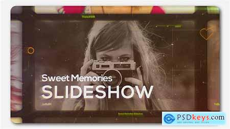 VideoHive Sweet Memories Cinematic Slideshow 19688310