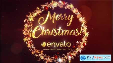 Videohive Christmas Star Logo III 22846383