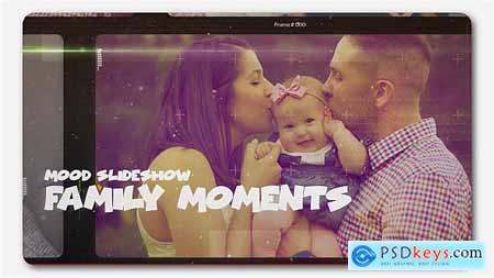 VideoHive Happy Family Moments Slideshow 20237982