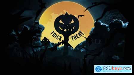 Videohive Halloween Logo 24819557