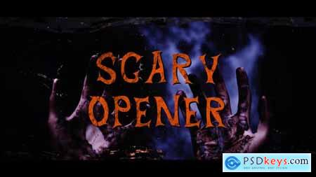 Videohive Halloween Horror Opener 24812506