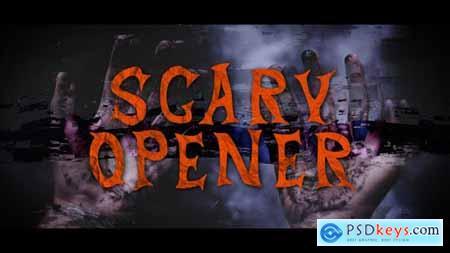 Videohive Halloween Horror Opener 24782115