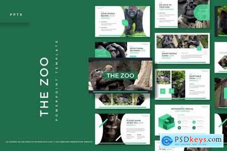 The Zoo - Powerpoint Google Slides and Keynote Templates