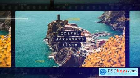 Videohive Travel Adventure Album 24857156