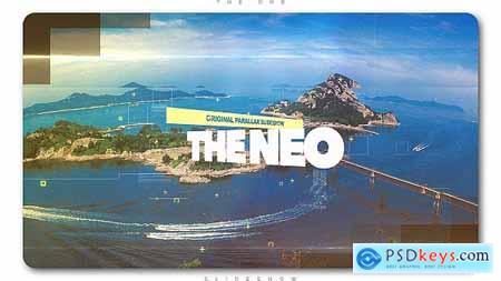 VideoHive The Neo Parallax Slideshow 19984445