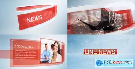 Videohive Line News 2 19261827