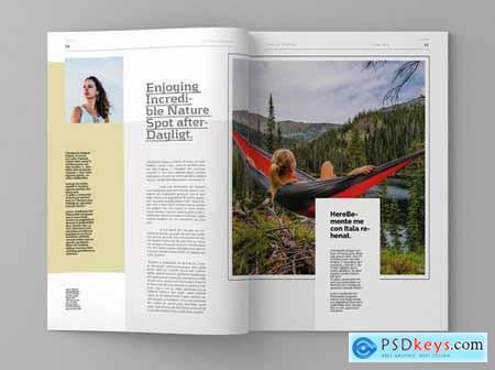 Lifestyle - Magazine Template