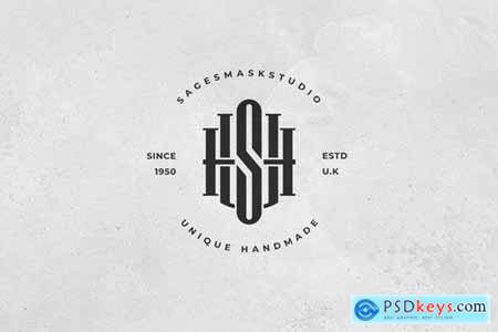 USH Monogram Logo