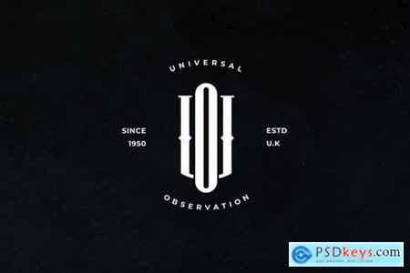 UO Monogram Logo