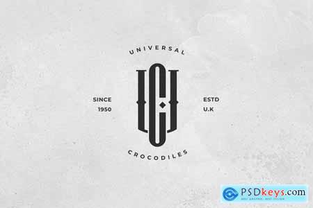 UG Monogram Logo