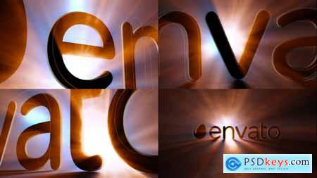 Videohive Dark Shine Logo Opener 18898234