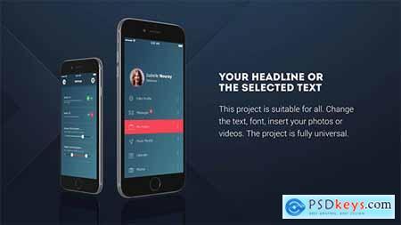 Videohive Phone 6 App Presentation 15320992