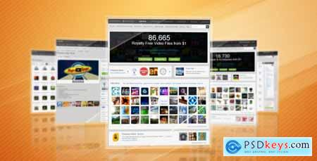 Videohive Website Review 8155693