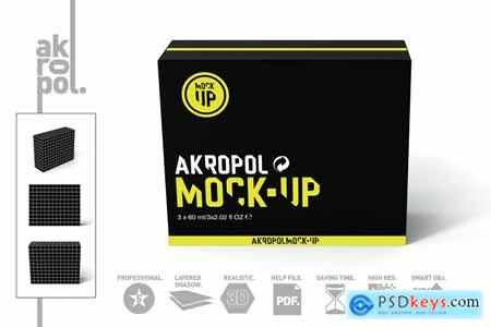 Black Box Mock Up 4125726