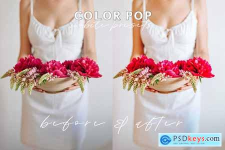 Color Pop Mobile Presets 4097633