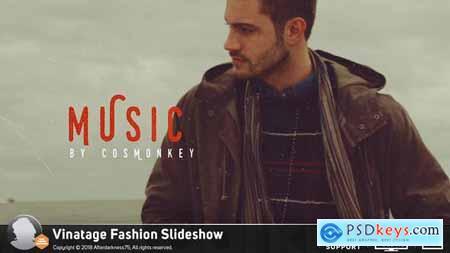 Videohive Vintage Fashion 21320258