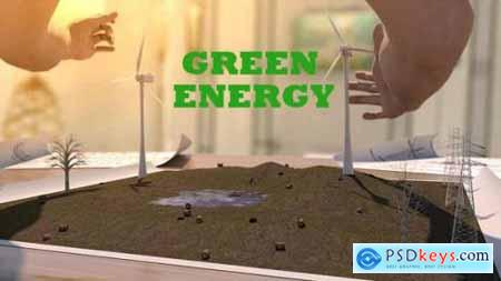 Videohive Green Energy 19640629