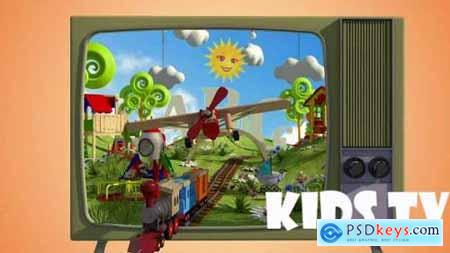 Videohive Kids TV 18349356