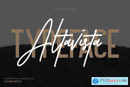 Altavista Font Duo 4230636