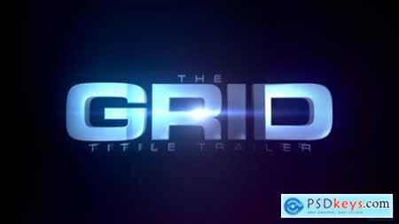 Videohive GRID Title Trailer 21765252