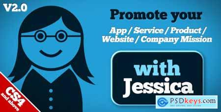 Videohive App Service Product Promotion V.2 2080809