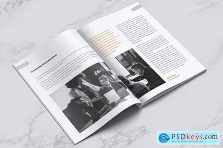 HEXA Corporate Annual Report