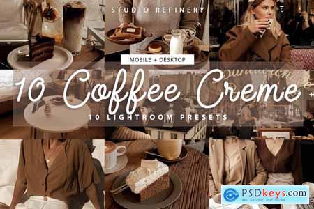 Brown Coffee Lightroom Presets 4156085