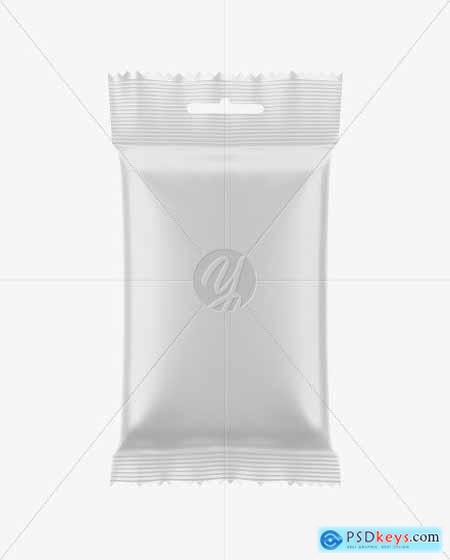 Snack Package Mockup 50399