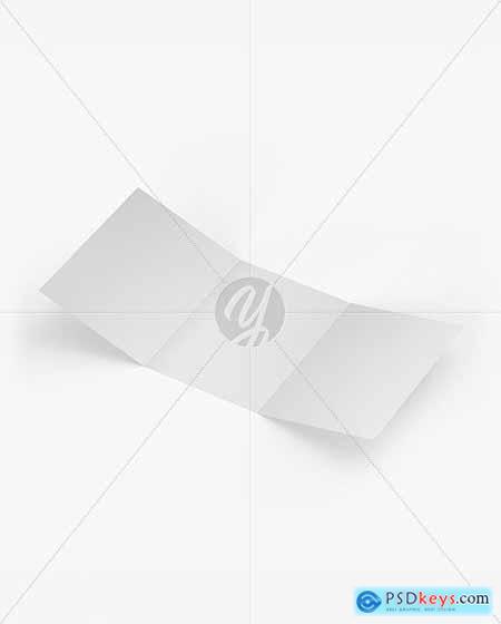 Textured Brochure Mockup 50416