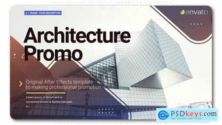 VideoHive Architecture Business Promotion Slideshow 24827639