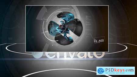 VideoHive Black Basketball Opener 24226568