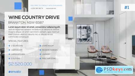 VideoHive Real Estate Modern Promo 2 24364153