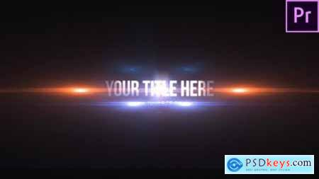 Videohive Fast Particle Reveal Title 24757996