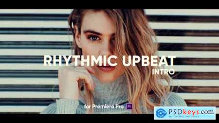 Videohive Rhythmic Upbeat Intro Premiere Pro 23619197