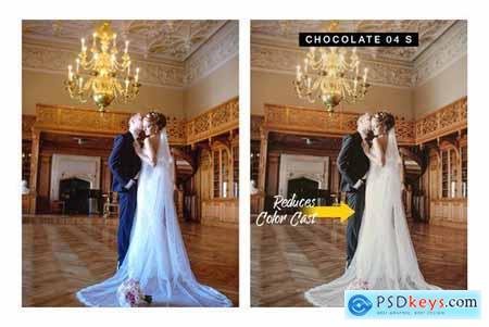 50 Wedding Lightroom Desktop and Mobile Presets