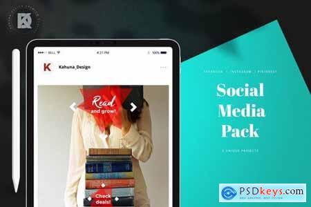 Social Media Banners Pack