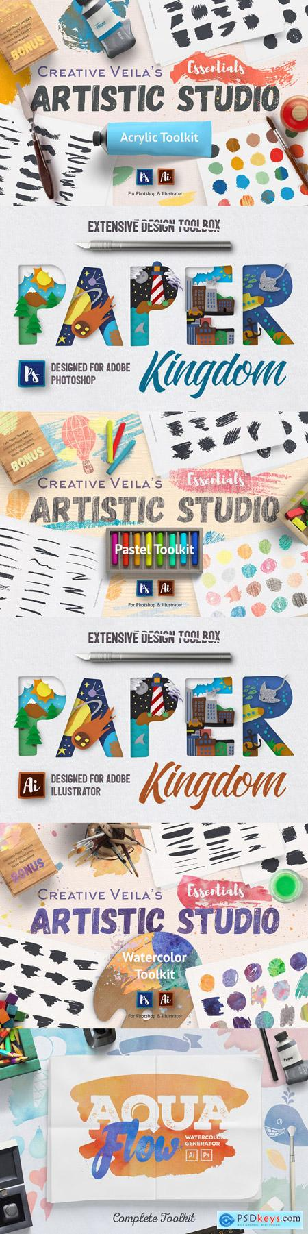 Holiday Artistic Bundle 2111106