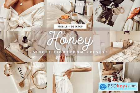 Honey Lightroom Presets 4156104