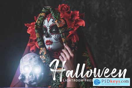 Halloween 2019 Lightroom Presets 4235808